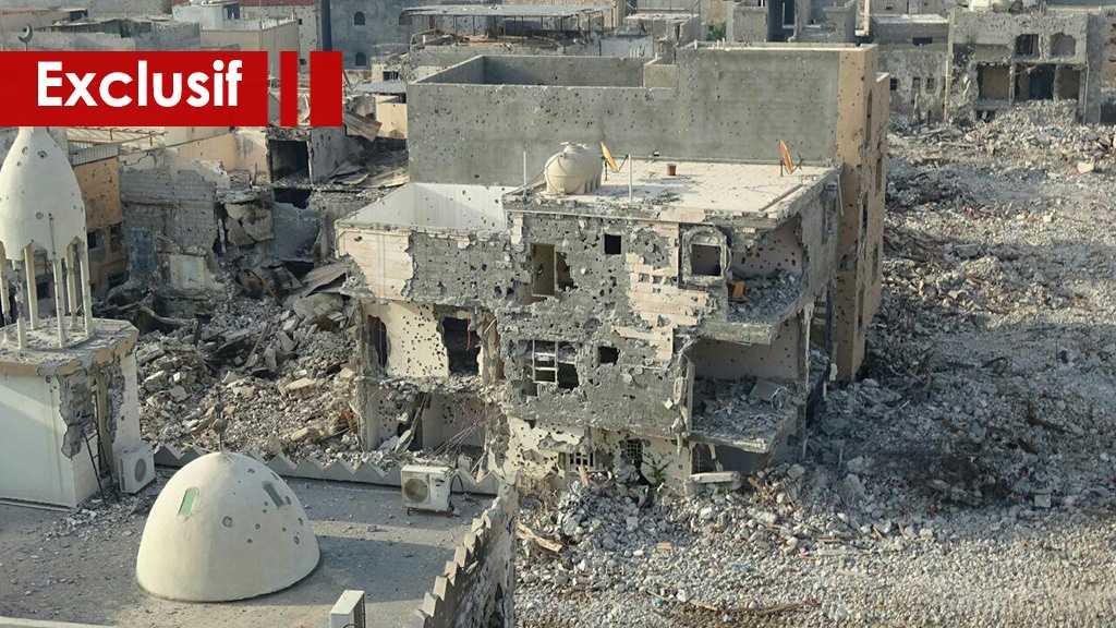 Cupidité illimitée de Al-Saoud, les biens d'Al-Awamieh, un nouvel objectif