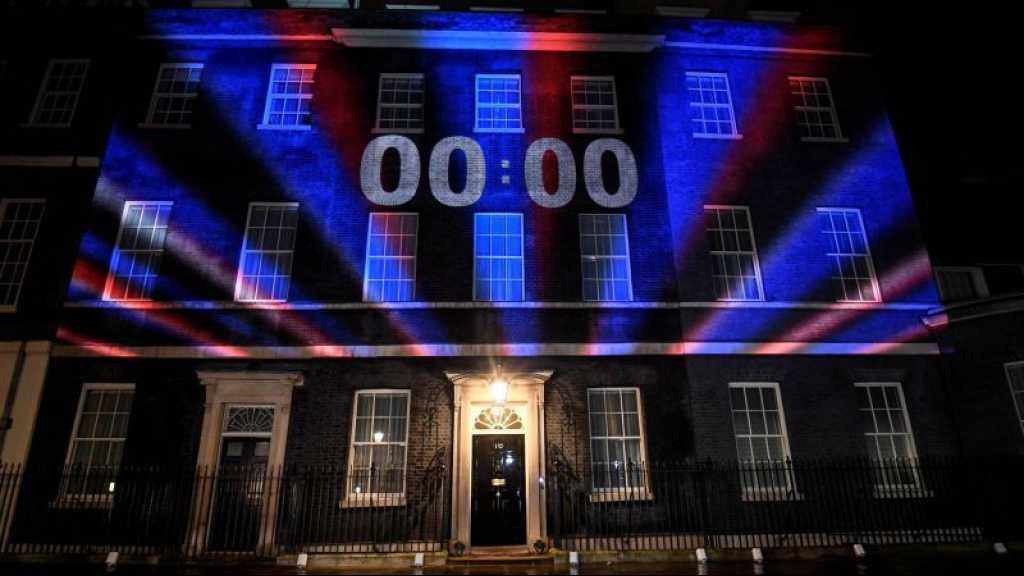 Brexit: le Royaume-Uni a officiellement quitté l'Union européenne