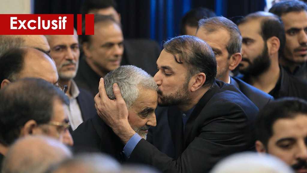 Abdullahiane à AlAhed sur le martyr Soleimani: La riposte est inéluctable
