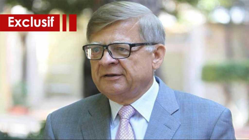 Les Etats-Unis ont provoqué le chaos au Liban, selon l'ambassadeur de Russie