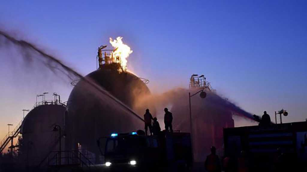Des tirs d'artillerie visent trois usines de gaz en Syrie
