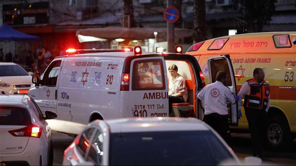 Une voiture fonce dans la foule à al-Qods occupée: 14 blessés dont la majorité des soldats israéliens