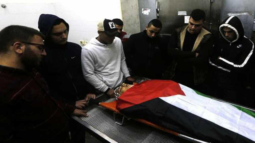 Cisjordanie occupée: un martyr palestinien dans des heurts avec l'armée israélienne