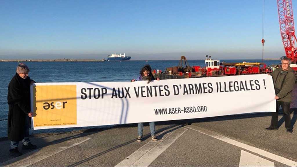 Yémen: arrivée en France d'un cargo soupçonné de convoyer des armes pour l'Arabie