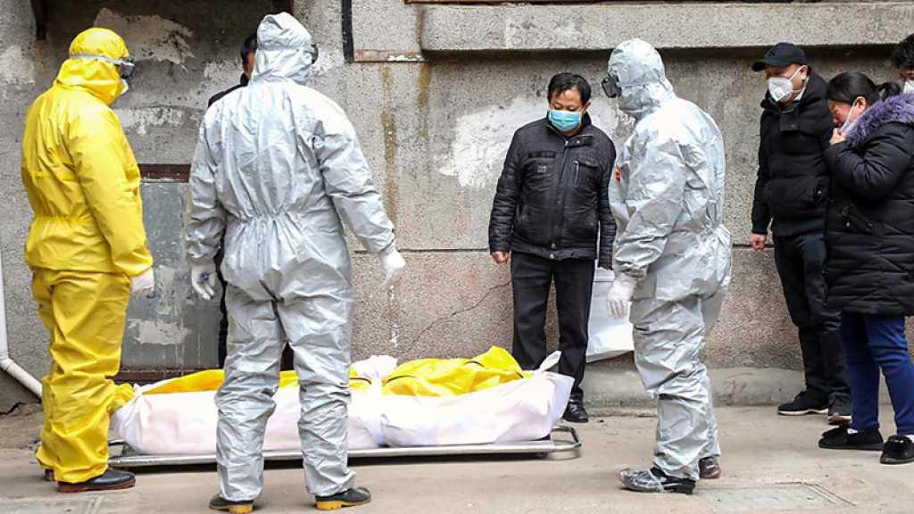 Nouveau coronavirus: plus de 630 morts en Chine