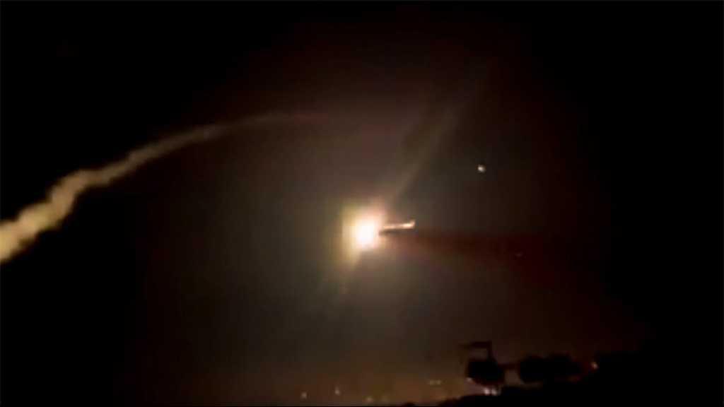 Syrie: Moscou accuse «Israël» d'avoir mis en danger à dessein un avion de ligne