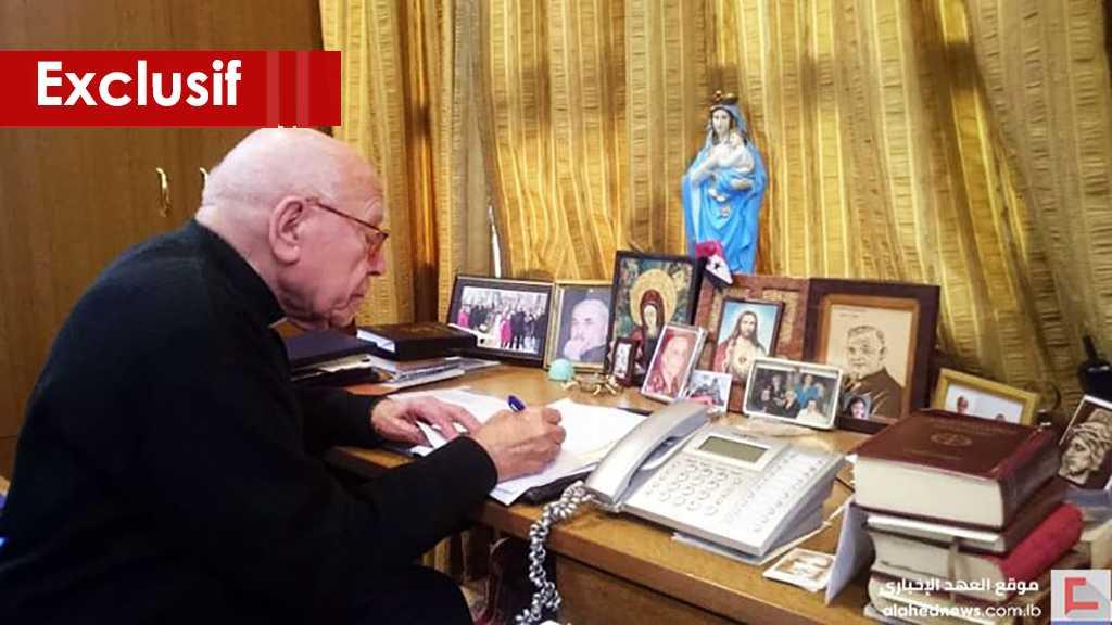 Le pasteur de l'église Notre-Dame de Damas: C'est ainsi que le Hezbollah a protégé les chrétiens à Qalamoun