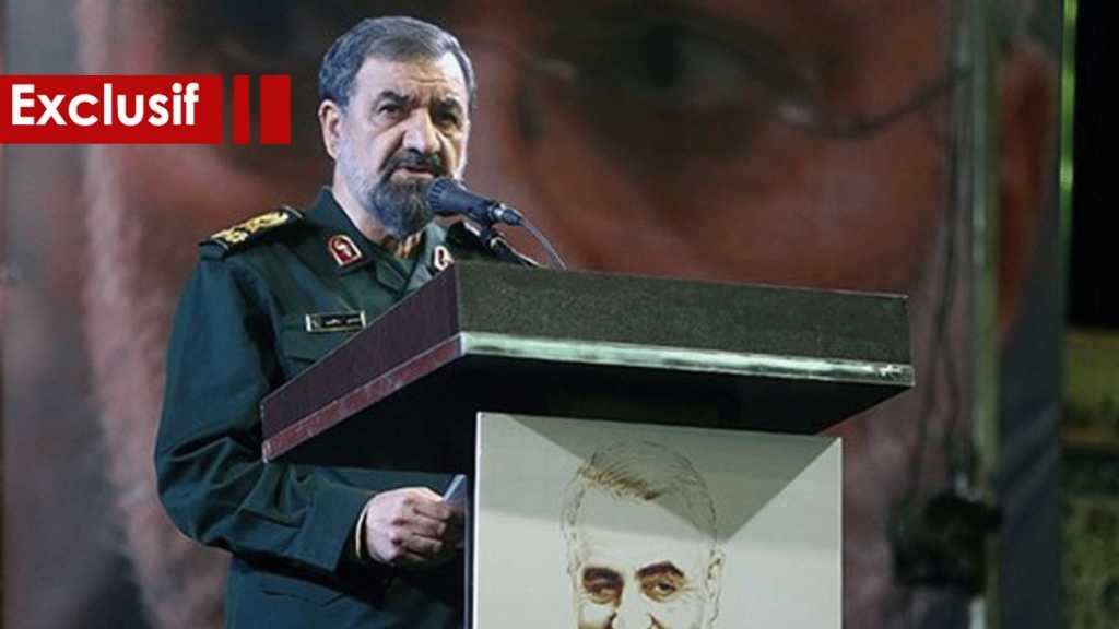 Le secrétaire du Conseil du discernement de l'intérêt de l'Iran à AlAhed: Les Américains seront expulsés de la région