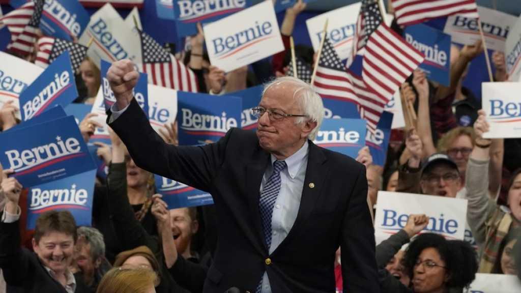 États-Unis: Bernie Sanders remporte la primaire démocrate du New Hampshire