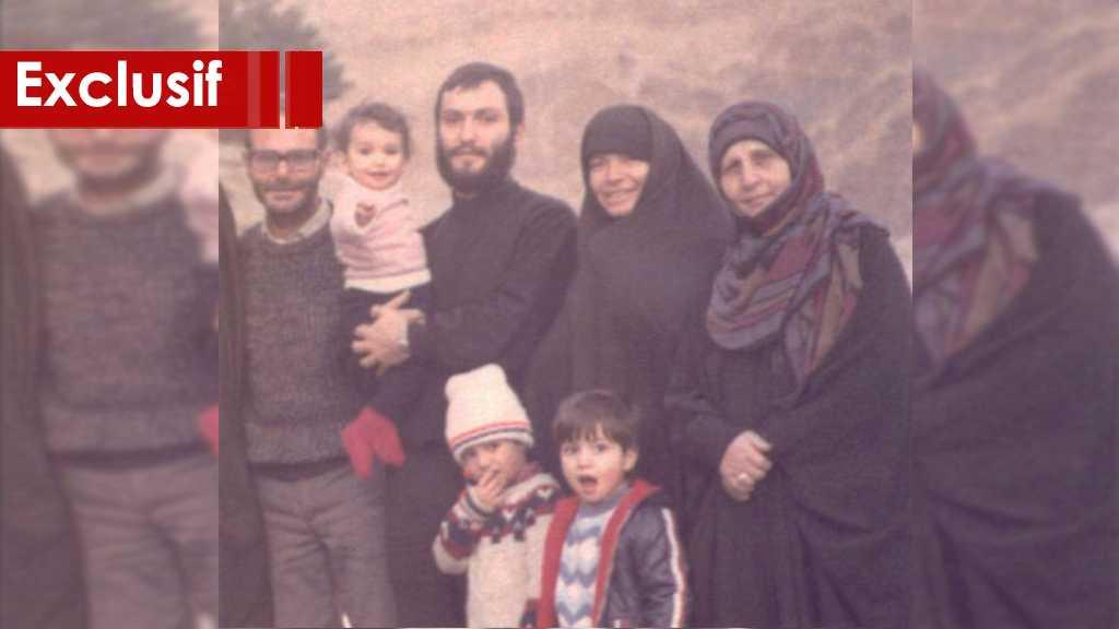 Zeinab Moughniyeh retrace la relation de haj Imad avec Sayed Nasrallah, le martyr Soleimani et la famille