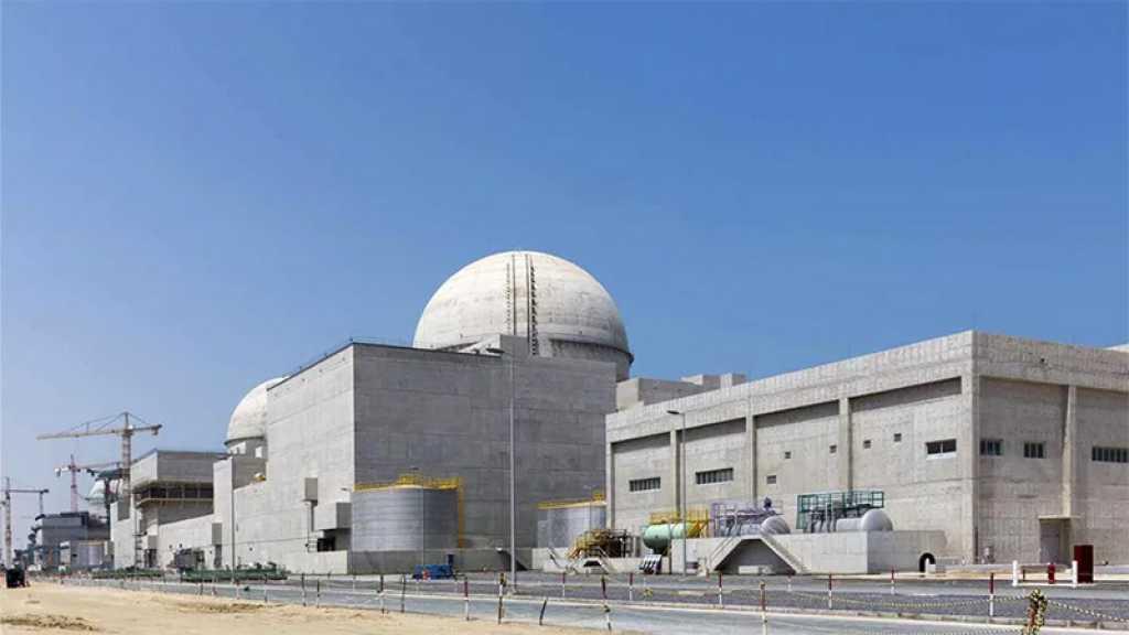 Emirats: feu vert à l'exploitation de la 1ère centrale nucléaire arabe