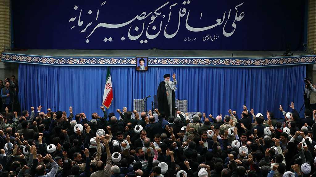 Sayed Khamenei: Les élections, une riposte contre les complots des ennemis de l'Iran