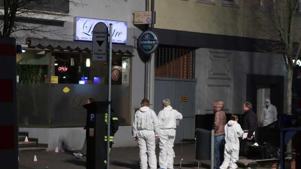 Allemagne: neuf morts dans une double fusillade, le parquet anti-terrorisme s'est saisi de l'enquête