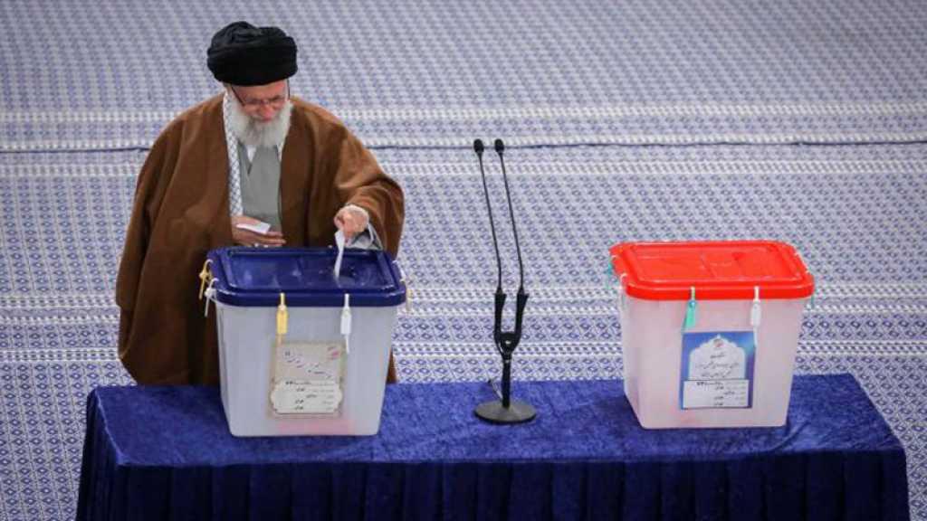 Iran: sayed Khamenei a voté aux élections législatives et à celles de l'Assemblée des experts