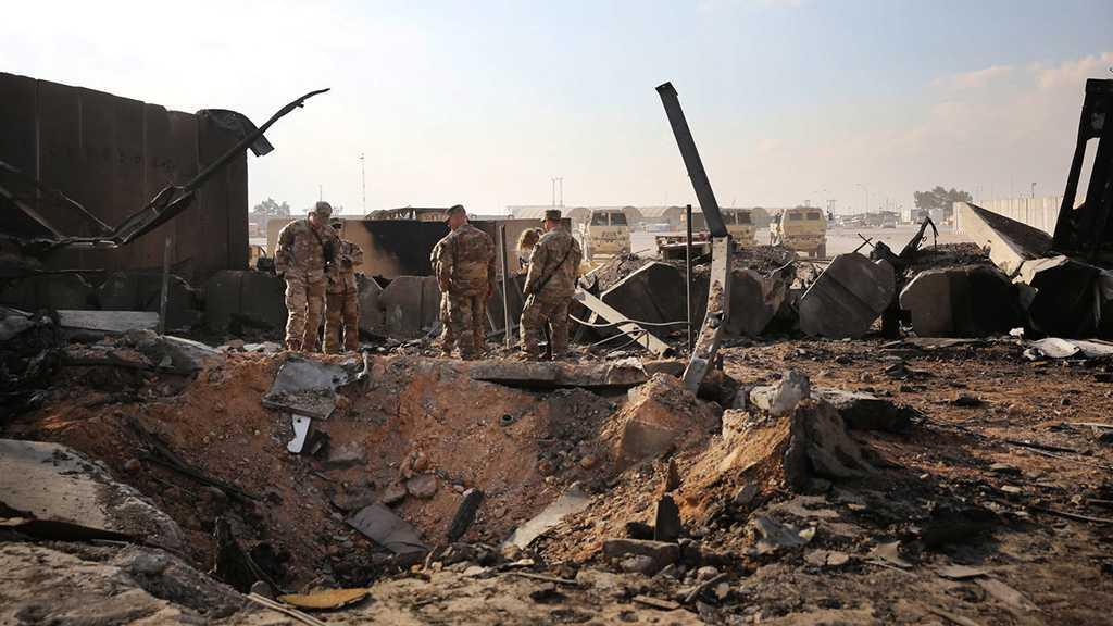 Raids iraniens de janvier sur une base US en Irak: le bilan monte à 110 blessés