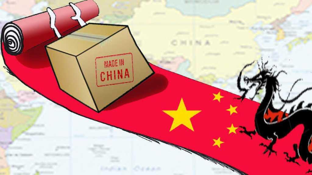 La Chine au Moyen-Orient à l'heure du déclin occidental