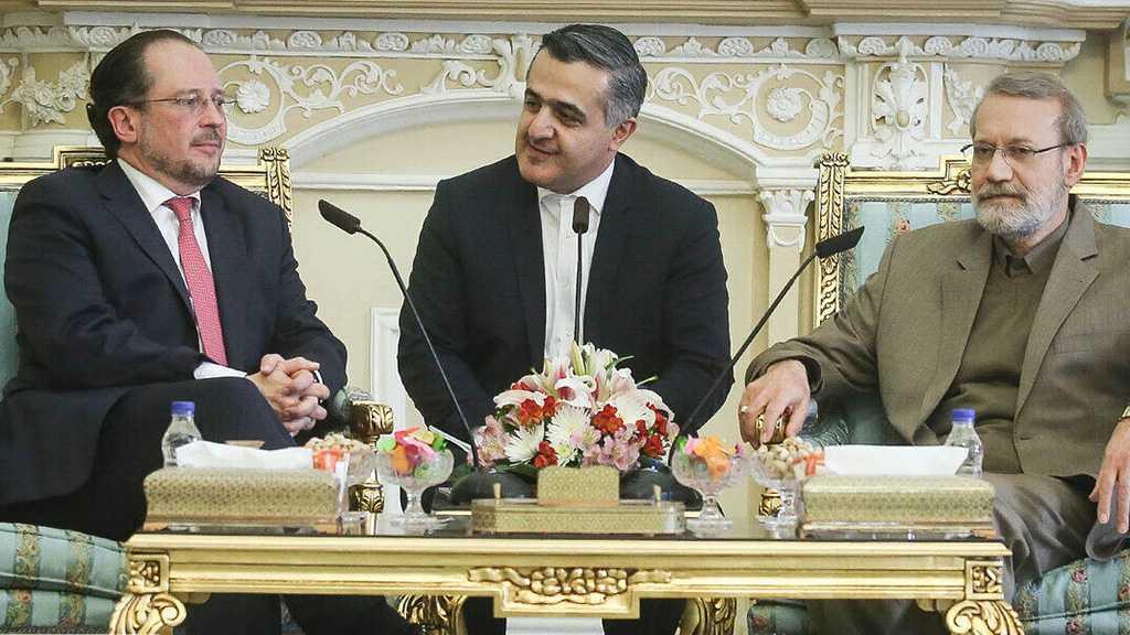 Accord nucléaire: Larijani critique les promesses non tenues des Européens