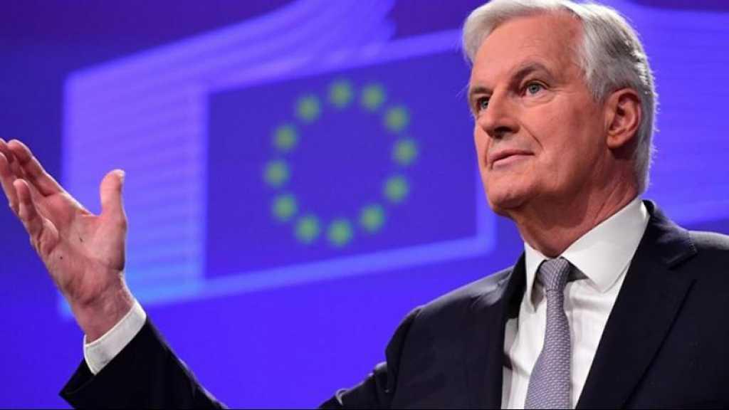 Brexit: Barnier «inquiet» des positions britanniques