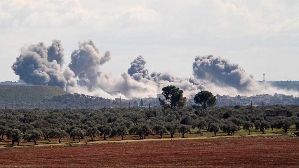 La Turquie a lancé une offensive contre la Syrie à Idleb