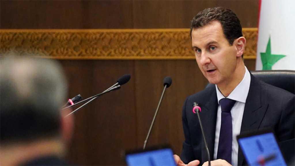 Syrie: le président Assad annonce la tenue de législatives le 13 avril