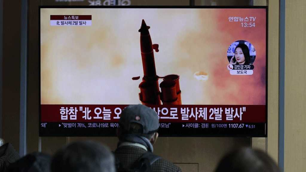 Corée du Nord: Pyongyang tire deux missiles de courte portée