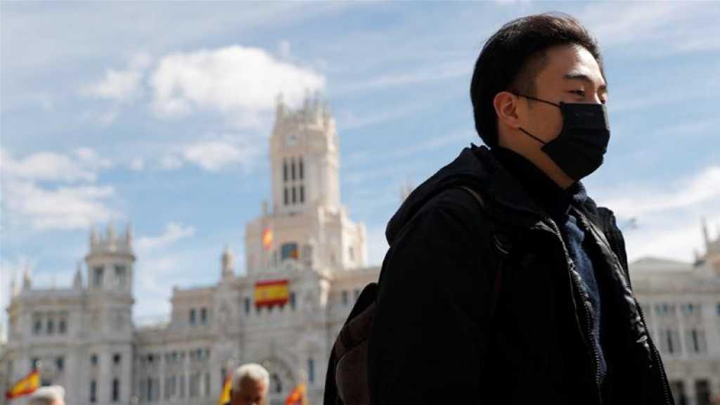 Coronavirus: 1.326 décès en Espagne, en hausse de 32%