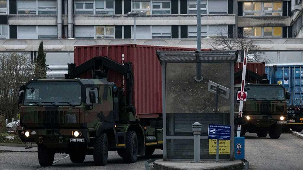 Coronavirus/France: 450 morts, un hôpital de campagne militaire installé à Mulhouse