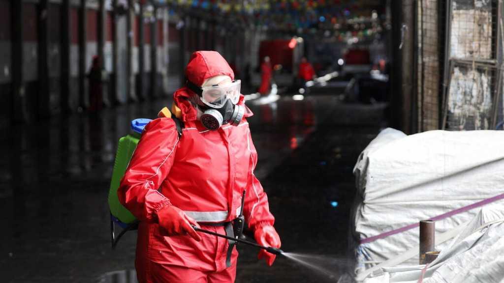 Coronavirus: Un premier cas de contamination confirmé en Syrie