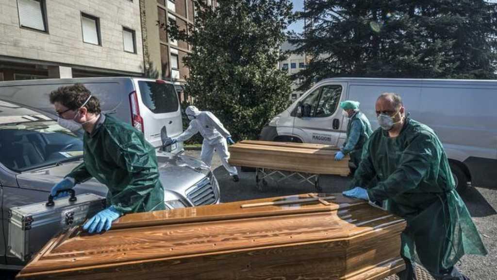Coronavirus: plus 15.000 morts dans le monde, en majorité en Europe