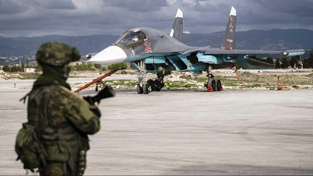 La DCA syrienne intercepte un drone aux alentours de la base russe de Hmeimim