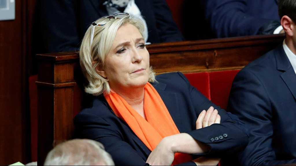 Le Pen: L'Union européenne, premier mort du coronavirus