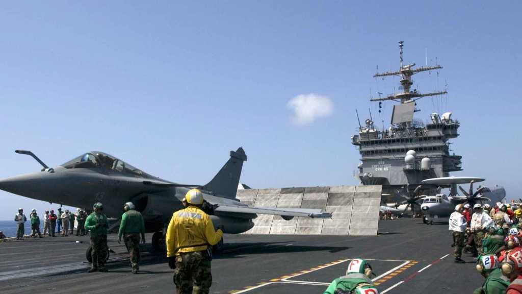 Coronavirus: 3 marins US testés positifs à bord du porte-avions Theodore Roosevelt