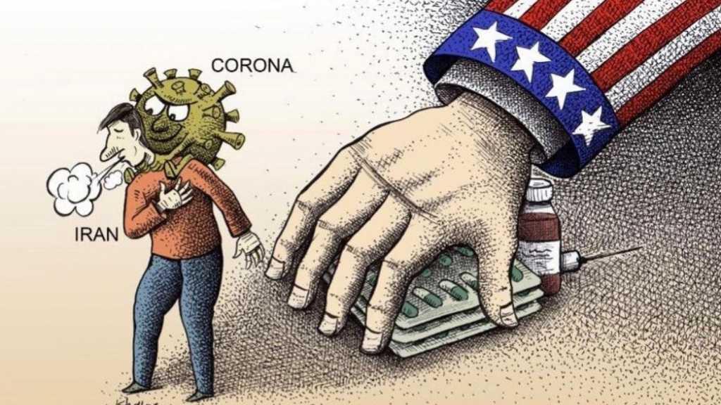 Coronavirus: une «contestation numérique» pour mettre fin aux sanctions US contre l'Iran