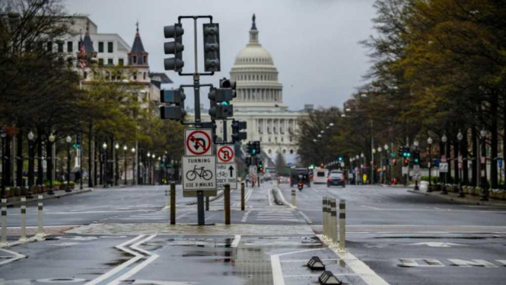 Coronavirus: le Sénat américain approuve le plan de relance, le bilan s'alourdit encore