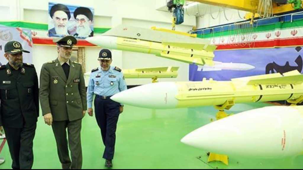 Nouvelle surprise de la Défense iranienne: des missiles de croisière air-air