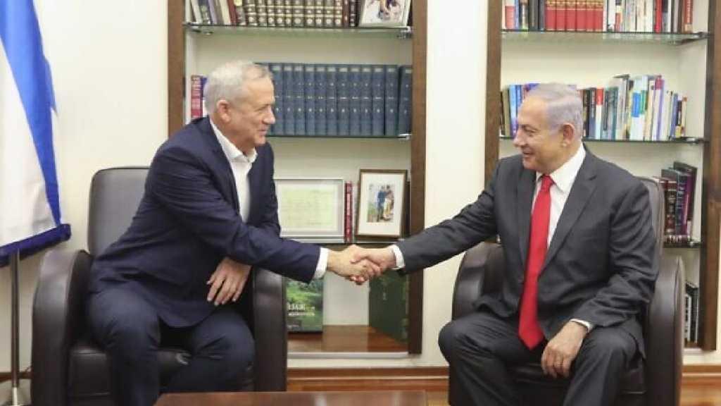 «Israël»: colère des partisans de Gantz après une alliance avec Netanyahu