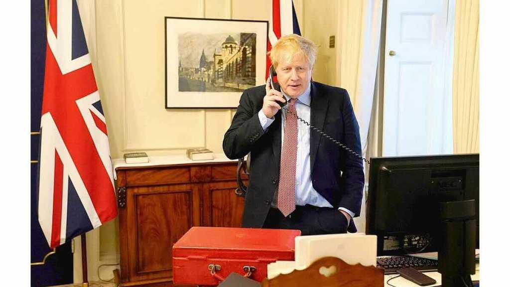 Boris Johnson et son ministre de la Santé atteints par le coronavirus
