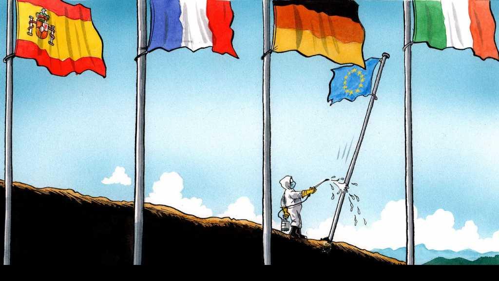 Coronavirus: le manque de solidarité, «danger mortel» pour l'Europe, selon Jacques Delors