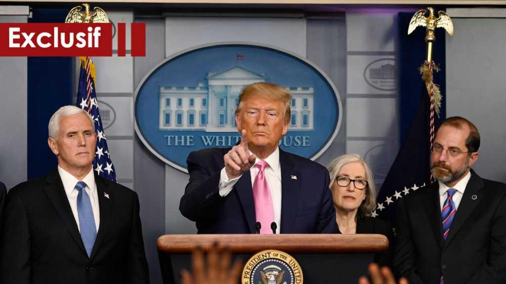 La décadence morale de Trump et la faillite éthique des Etats-Unis