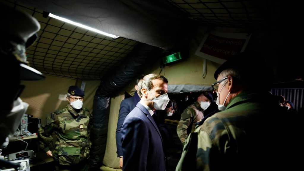 Lutte contre le coronavirus: le Hezbollah ridiculise l'armée française