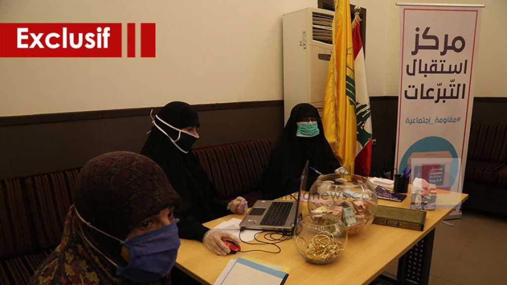 Coronavirus: le Hezbollah et sa société en première ligne de la lutte contre l'épidémie