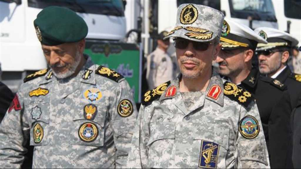 L'Iran met en garde les États-Unis contre toute menace à la sécurité