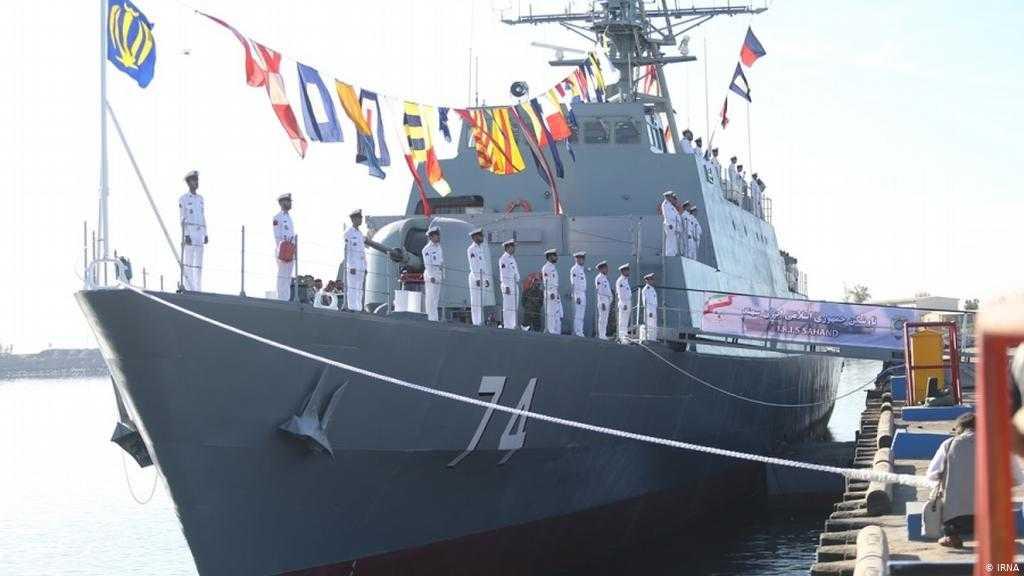 L'Iran se dote d'un destroyer de 6000 tonnes