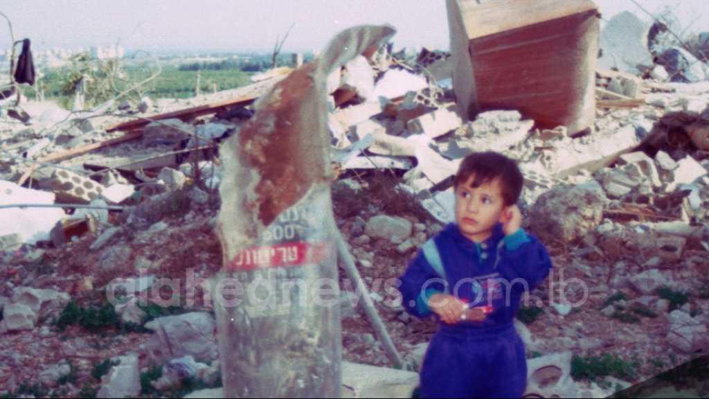 En photos, l'offensive israélienne contre le Liban en avril 1996 (archives d'AlAhed)