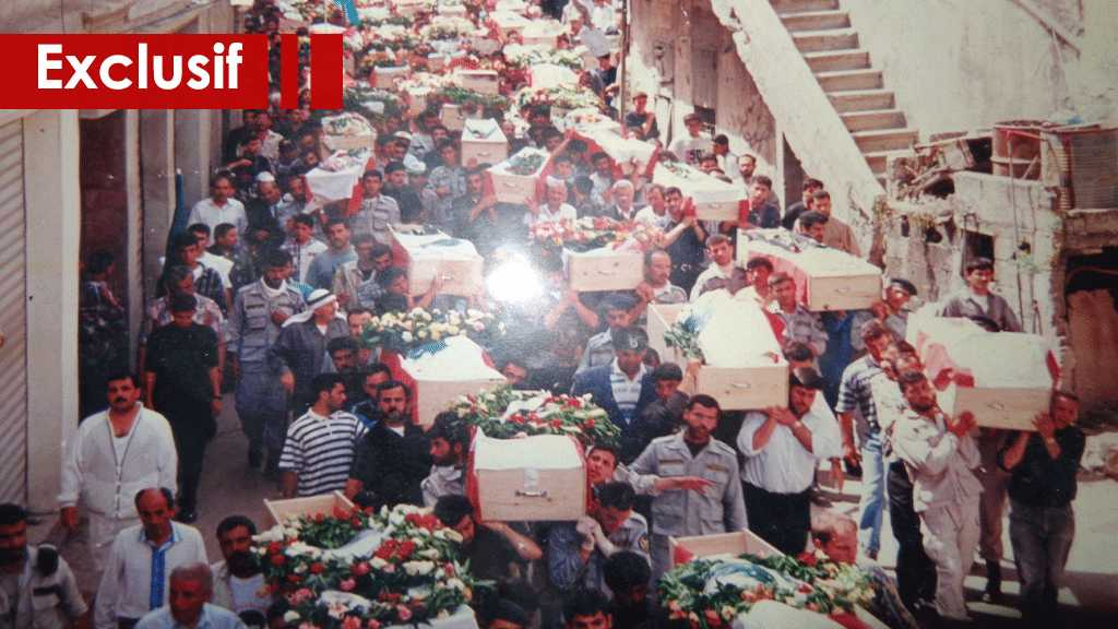 Qana 1996, un massacre israélien portant les empreintes des Arabes et de l'occident