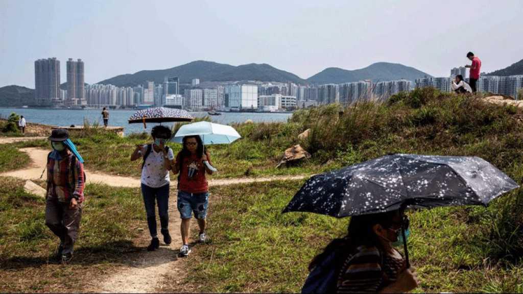 Coronavirus: Pas de nouveau cas à Hong Kong, une première depuis début mars
