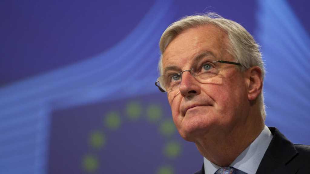 Brexit: Barnier déplore le manque de progrès avec Londres
