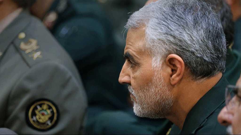 Les secrets du leadership du martyr haj Qassem Soleimani