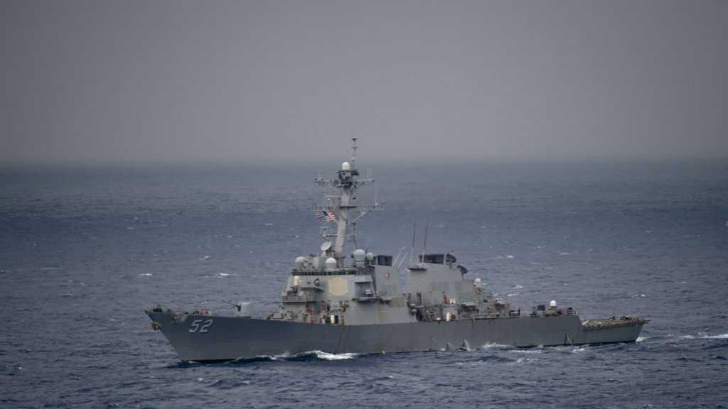 La marine chinoise expulse un navire de guerre américain des eaux territoriales