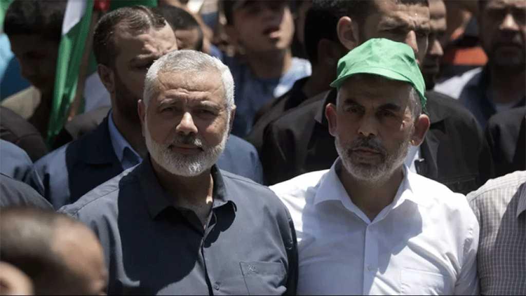 Entité israélienne : éventuel échange de prisonniers avec le Hamas (Médias)